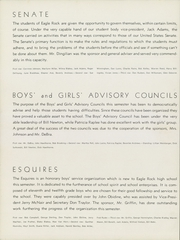 Page 16, 1940 Edition, Eagle Rock High School - Totem Yearbook (Los Angeles, CA) online yearbook collection