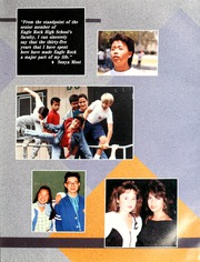 Page 15, 1989 Edition, Eagle Rock High School - Totem Yearbook (Los Angeles, CA) online yearbook collection