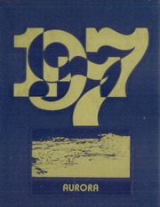 1977 Edition, John Wesley North High School - Aurora Yearbook (Riverside, CA)