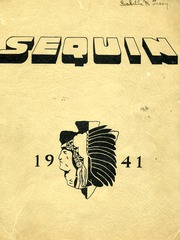 Page 1, 1941 Edition, Newington High School - Sequin Yearbook (Newington, CT) online yearbook collection
