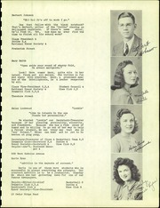 Page 11, 1941 Edition, Newington High School - Sequin Yearbook (Newington, CT) online yearbook collection