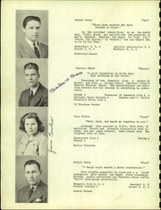 Page 12, 1941 Edition, Newington High School - Sequin Yearbook (Newington, CT) online yearbook collection