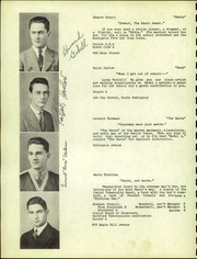 Page 14, 1941 Edition, Newington High School - Sequin Yearbook (Newington, CT) online yearbook collection
