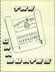 Page 9, 1941 Edition, Newington High School - Sequin Yearbook (Newington, CT) online yearbook collection