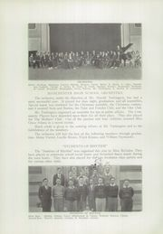 Page 58, 1935 Edition, Manchester High School - Somanhis Yearbook (Manchester, CT) online yearbook collection
