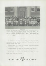Page 59, 1935 Edition, Manchester High School - Somanhis Yearbook (Manchester, CT) online yearbook collection