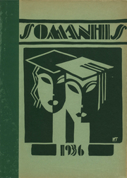 Page 1, 1936 Edition, Manchester High School - Somanhis Yearbook (Manchester, CT) online yearbook collection