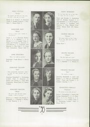 Page 17, 1936 Edition, Manchester High School - Somanhis Yearbook (Manchester, CT) online yearbook collection