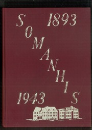 1943 Edition, Manchester High School - Somanhis Yearbook (Manchester, CT)