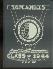 1944 Edition, Manchester High School - Somanhis Yearbook (Manchester, CT)