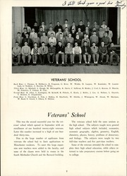 Page 12, 1947 Edition, Manchester High School - Somanhis Yearbook (Manchester, CT) online yearbook collection