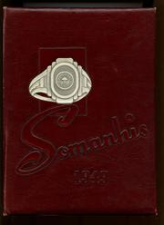 1949 Edition, Manchester High School - Somanhis Yearbook (Manchester, CT)