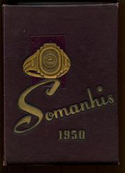 1950 Edition, Manchester High School - Somanhis Yearbook (Manchester, CT)