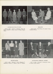 Page 10, 1950 Edition, Manchester High School - Somanhis Yearbook (Manchester, CT) online yearbook collection