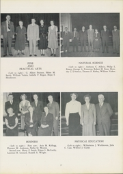 Page 11, 1950 Edition, Manchester High School - Somanhis Yearbook (Manchester, CT) online yearbook collection