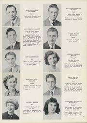 Page 17, 1950 Edition, Manchester High School - Somanhis Yearbook (Manchester, CT) online yearbook collection