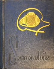 1951 Edition, Manchester High School - Somanhis Yearbook (Manchester, CT)