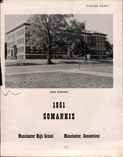 Page 17, 1951 Edition, Manchester High School - Somanhis Yearbook (Manchester, CT) online yearbook collection