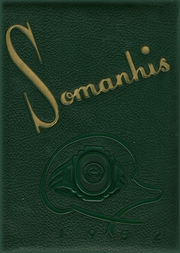 1952 Edition, Manchester High School - Somanhis Yearbook (Manchester, CT)