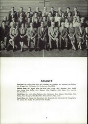 Page 12, 1961 Edition, Manchester High School - Somanhis Yearbook (Manchester, CT) online yearbook collection