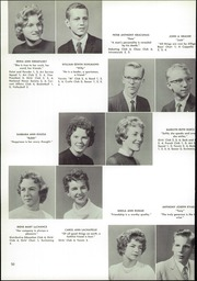 Page 54, 1961 Edition, Manchester High School - Somanhis Yearbook (Manchester, CT) online yearbook collection
