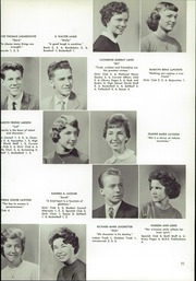 Page 55, 1961 Edition, Manchester High School - Somanhis Yearbook (Manchester, CT) online yearbook collection