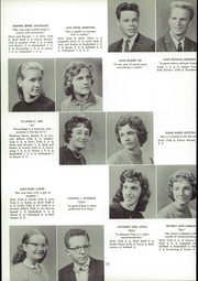 Page 56, 1961 Edition, Manchester High School - Somanhis Yearbook (Manchester, CT) online yearbook collection