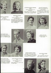 Page 57, 1961 Edition, Manchester High School - Somanhis Yearbook (Manchester, CT) online yearbook collection
