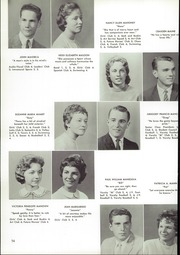 Page 58, 1961 Edition, Manchester High School - Somanhis Yearbook (Manchester, CT) online yearbook collection
