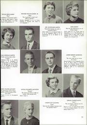 Page 59, 1961 Edition, Manchester High School - Somanhis Yearbook (Manchester, CT) online yearbook collection