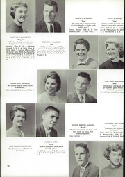 Page 62, 1961 Edition, Manchester High School - Somanhis Yearbook (Manchester, CT) online yearbook collection