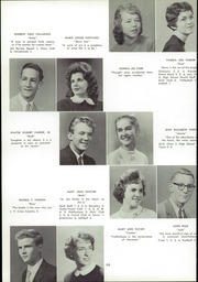 Page 68, 1961 Edition, Manchester High School - Somanhis Yearbook (Manchester, CT) online yearbook collection