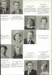 Page 69, 1961 Edition, Manchester High School - Somanhis Yearbook (Manchester, CT) online yearbook collection