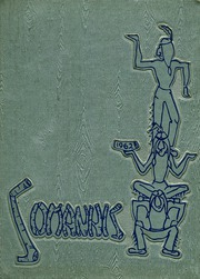 1962 Edition, Manchester High School - Somanhis Yearbook (Manchester, CT)