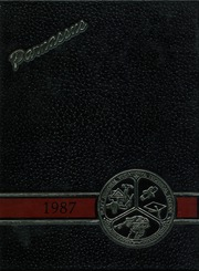 1987 Edition, Platt Regional Vocational Technical School - Parnassus Yearbook (Milford, CT)