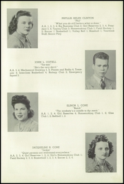 Page 15, 1946 Edition, Glastonbury High School - Reflections Yearbook (Glastonbury, CT) online yearbook collection