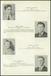 Page 17, 1946 Edition, Glastonbury High School - Reflections Yearbook (Glastonbury, CT) online yearbook collection