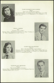 Page 11, 1947 Edition, Glastonbury High School - Reflections Yearbook (Glastonbury, CT) online yearbook collection