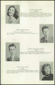 Page 12, 1947 Edition, Glastonbury High School - Reflections Yearbook (Glastonbury, CT) online yearbook collection