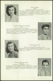 Page 14, 1947 Edition, Glastonbury High School - Reflections Yearbook (Glastonbury, CT) online yearbook collection