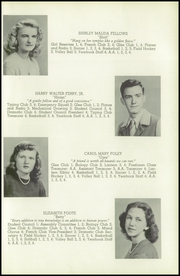 Page 15, 1947 Edition, Glastonbury High School - Reflections Yearbook (Glastonbury, CT) online yearbook collection