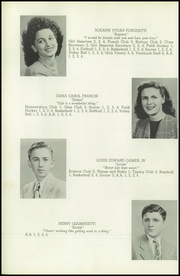 Page 16, 1947 Edition, Glastonbury High School - Reflections Yearbook (Glastonbury, CT) online yearbook collection