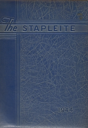 1944 Edition, Staples High School - Stapleite Yearbook (Westport, CT)