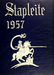 Page 1, 1957 Edition, Staples High School - Stapleite Yearbook (Westport, CT) online yearbook collection