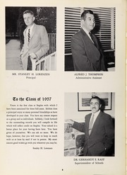 Page 12, 1957 Edition, Staples High School - Stapleite Yearbook (Westport, CT) online yearbook collection