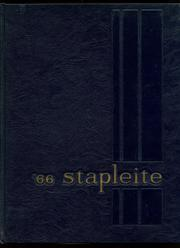 1966 Edition, Staples High School - Stapleite Yearbook (Westport, CT)