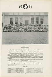 Page 45, 1946 Edition, Gilbert School - Miracle Yearbook (Winsted, CT) online yearbook collection