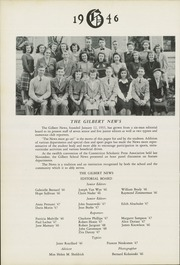 Page 48, 1946 Edition, Gilbert School - Miracle Yearbook (Winsted, CT) online yearbook collection