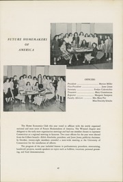 Page 51, 1946 Edition, Gilbert School - Miracle Yearbook (Winsted, CT) online yearbook collection
