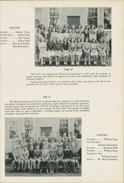 Page 53, 1946 Edition, Gilbert School - Miracle Yearbook (Winsted, CT) online yearbook collection